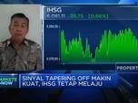 Sinyal Tapering Menguat, IHSG Awal Pekan Dibuka Menguat