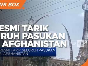 AS Resmi Tarik Seluruh Pasukan dari Afghanistan