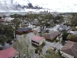 Dampak Badai Ida AS: Pipa Migas Setop Hingga Listrik Padam