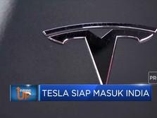 Tesla Siap Masuk India