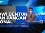 Jokowi Bentuk Badan Pangan Nasional, KSP Jelaskan Tujuannya