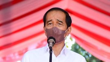 Jokowi Mulai 'Used to be-became once', Minta Kabinetnya Waspadai Varian Mu thumbnail