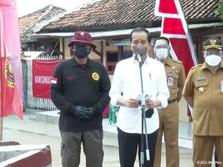 Rasa Syukur Jokowi: Pandemi Covid-19 RI Kian Membaik