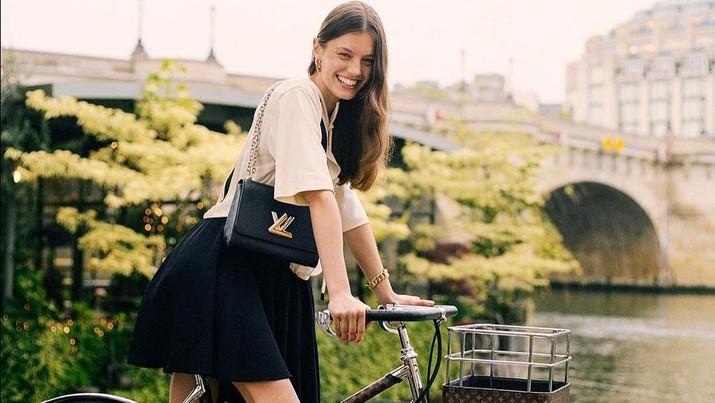 Louis Vuitton Bike, Kolaborasi Louis Vuitton bersama Maison Tamboite (Dok. Louis Vuitton)