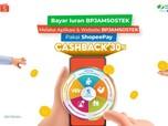 Tingkatkan Pembayaran Digital, BP Jamsostek Gandeng ShopeePay
