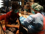 Siasat Kemenkes Kejar Target Suntikkan 2,5 Juta Vaksin/Hari