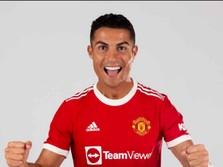 Pengakuan CR7: Saya Senang Bisa Kembali ke Manchester United