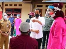Ridwan Kamil Dampingi Presiden Vaksinasi Door to Door
