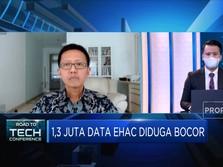 Data eHAC Diduga Bocor, Ahli Siber: Kemenkes Tanggung Jawab