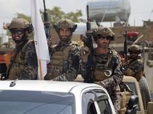Tok! Taliban Kuasai Penuh Afghanistan, Lembah Panjshir Jatuh