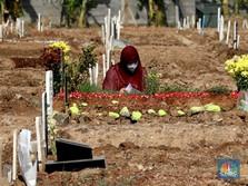Kematian Akibat Covid-19 di RI Aslinya Bisa 1,1 Juta Orang?