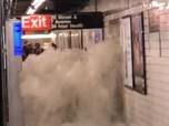 Waduh! New York Diterjang Banjir Bandang, Status Darurat