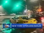 New York Diterjang Banjir