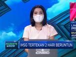 Investor Masih Wait and See, IHSG Tertekan 2 Hari Beruntun
