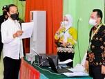 Target Jokowi : 70% Orang RI Sudah Tervaksin Akhir Tahun