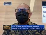 Over Produksi Parah, DPR: RI Tak Butuh Pabrik Semen Baru