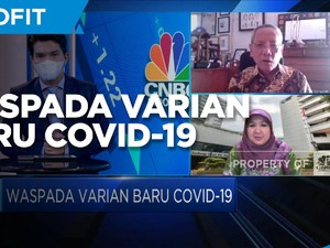 Antisipasi Kemenkes Waspadai Varian Baru Covid-19
