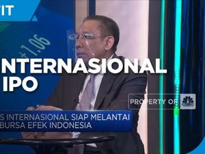 GTS Internasional Siap Melantai di Bursa Efek Indonesia