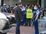 Kondisi Mencekam Usai Penusukan di Mal Selandia Baru