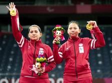 Sosok Leani Ratri & Khalimatus, Peraih Emas Paralimpiade 2020