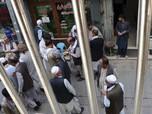 Dikuasai Taliban, Money Changer Afghanistan Kembali Operasi