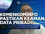 3 Jurus Kemenkominfo Pastikan Keamanan Data Pribadi