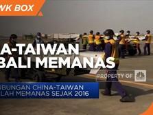 China-Taiwan Kembali Memanas