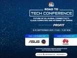 Saksikan, Rangkaian CNBC Tech Conference 2021