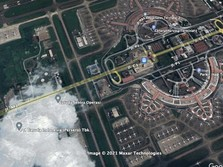 Begini Penampakan Fenomena Pesawat 'Zombie' di Bandara Soetta