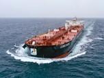Kapal Gamsunoro Pertamina Layani Top 5 Oil Trading Company