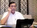 'Dikerek' Kabar dari Luhut, Investor Borong Saham Konstruksi!