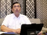 'Ramalan' Luhut Soal Corona Bukan Pepesan Kosong!