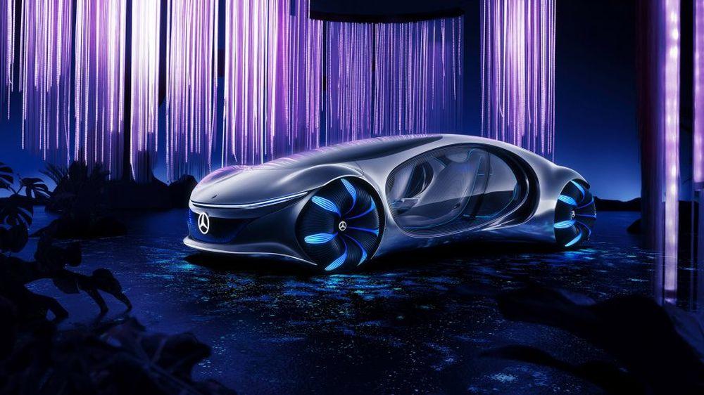Mercedes-Benz Vision AVTR. (Dok: Gallery Mercedes-Benz)