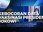 Penjelasan Kemenkominfo Soal Bocornya Data Vaksinasi Presiden