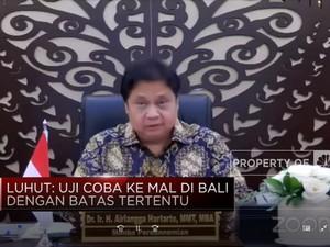 PPKM Luar Jawa-Bali Diperpanjang 2 Pekan Hingga 20 September