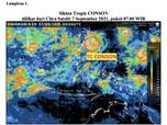 Waspada, Indonesia 'Dihantui' Badai Chanthu & Conson!
