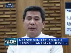 Bos Pelindo II Buka-bukaan Soal Mega Merger BUMN Pelabuhan