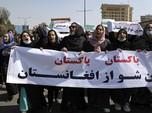 Afghanistan Panas! Taliban Lepas Tembakan Bubarkan Demo