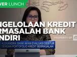 Jurus Pengelolaan Kredit Bermasalah Bank Mandiri Kala Pandemi
