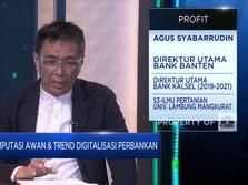 Bos Bank Banten Buka-bukaan Soal Kerjasama dengan Amazon