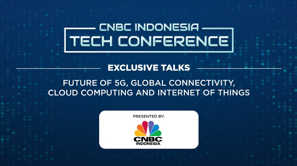 CNBC Indonesia Tech Conference