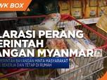 Perang Pemerintah Bayangan Myanmar Picu