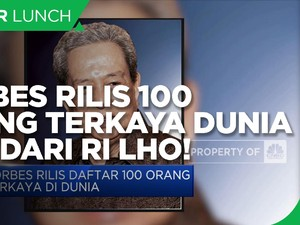 Forbes Rilis 100 Orang Terkaya Dunia, Ada Crazy Rich Asal RI