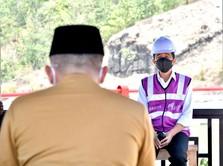 Jokowi Kaget Bukan Main! Ada Petani Panen 14 Ton Per Hektare
