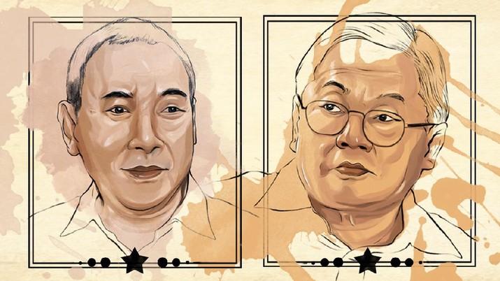 INFOGRAFIS, Mereka yang Terlibat Skandal BLBI & Utang Hingga Rp 8 T!
