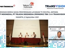 Telkom & Transvision Hadirkan TV Digital untuk Freeport