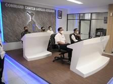 Luhut Minta Command Center Satgas Citarum Terus Update