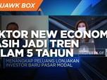 Proyeksi Maybank Sekuritas Pada Potensi Sektor 'New Economy'