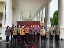 Ternyata Ini Isi Obrolan Jokowi dan Para Pengusaha di Istana!