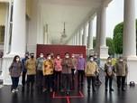 Deretan Pengusaha Kondang ke Istana, Minta Bantuan Jokowi!